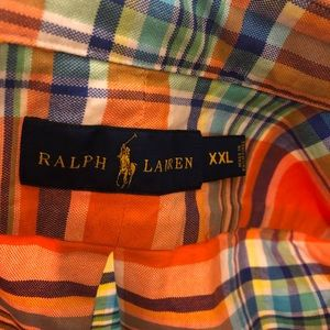 XXL Polo Long Sleeve